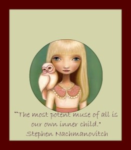 girl.owl and quote