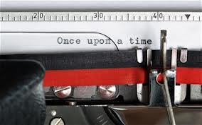 once upon typewriter
