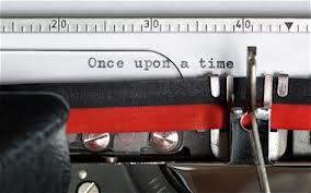 once upon typewriter